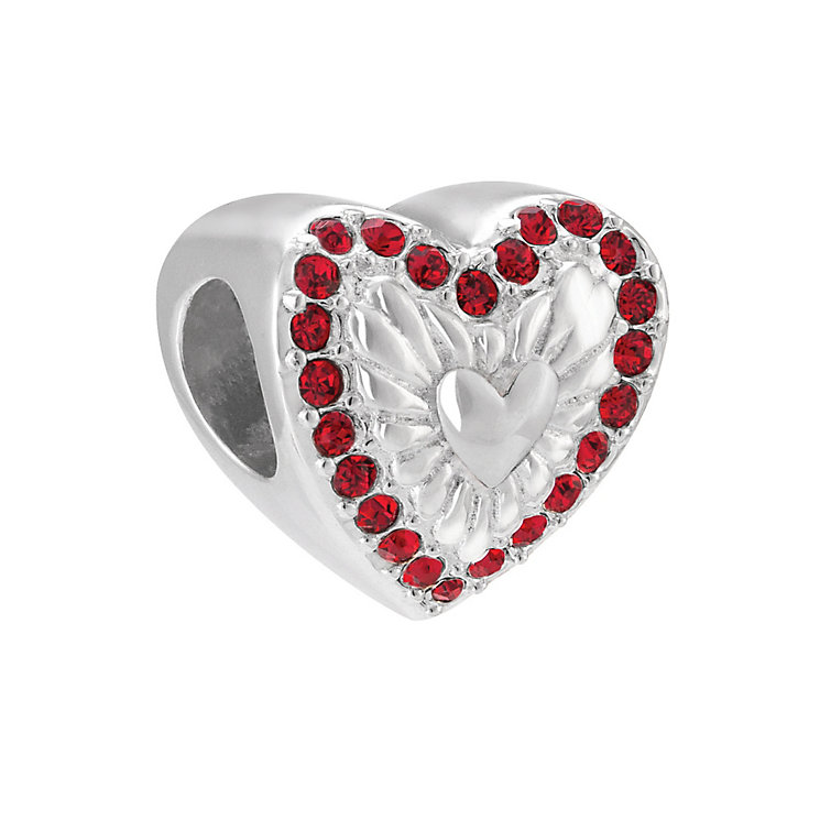 Chamilia Hearts Ablaze Bead - Product number 3931471