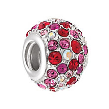 Chamilia Multicoloured Red Kaleidoscope Bead - Product number 3932125
