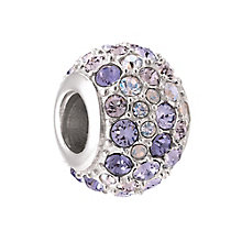Chamilia Multicoloured Lavender Kaleidoscope Bead - Product number 3932133
