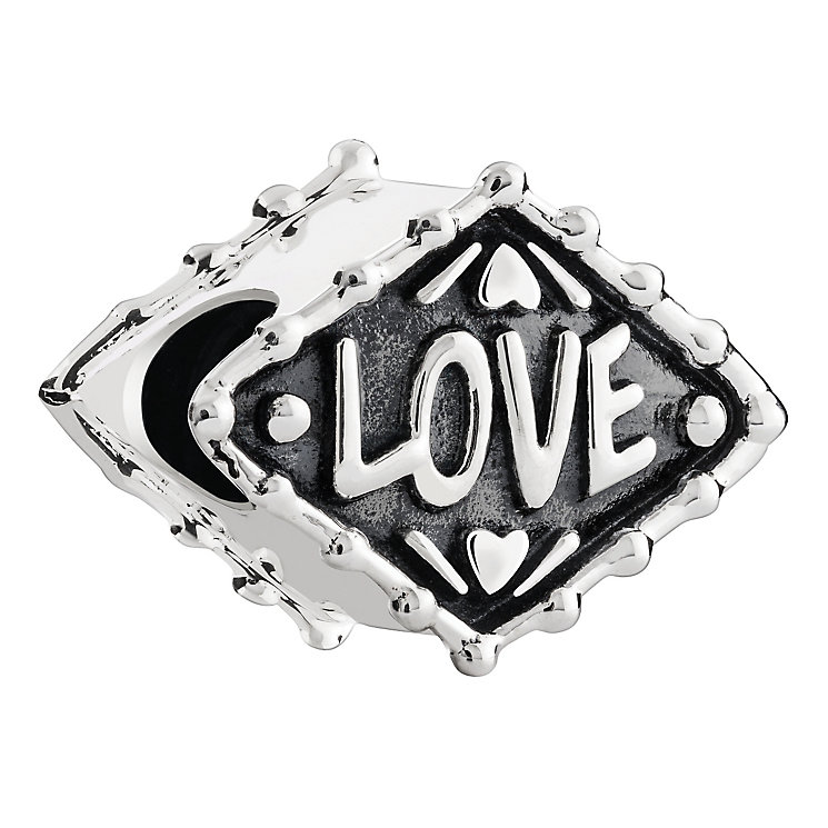 Chamilia Neon Heart Bead - Product number 3932583