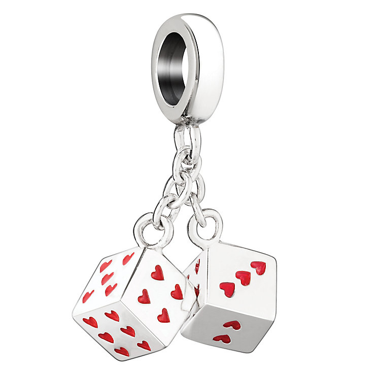 Chamilia Roll The Dice Bead - Product number 3932591