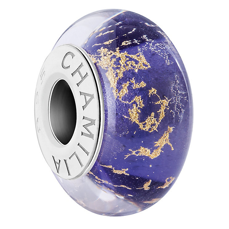 Chamilia Purple Heather Gilded Age Bead - Product number 3932664