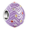 Chamilia Chevron Egg Bead - Product number 3932702