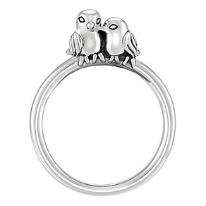 Chamilia Love Birds Ring XS - Product number 3932753