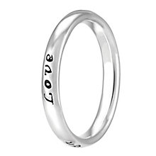 Chamilia Text Message Ring L - Product number 3933105