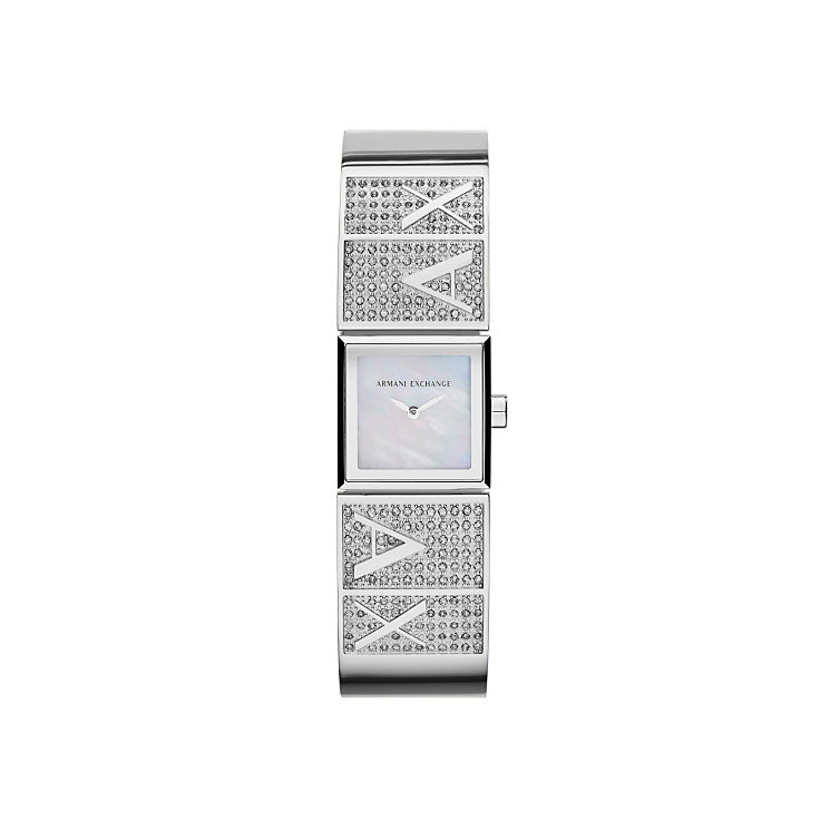 Armani Exchange Ladies' Mother of Pearl Bracelet Watch - Product number 3936872