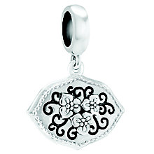 Chamilia You Are Loved Sterling Silver Charm - Product number 3943194