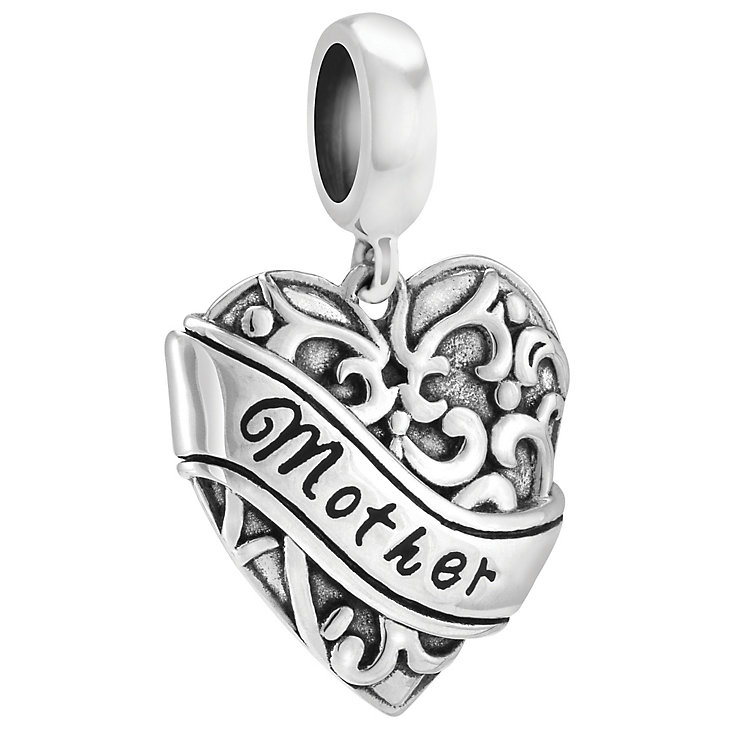 Chamilia Mum Banner Sterling Silver Charm - Product number 3967174