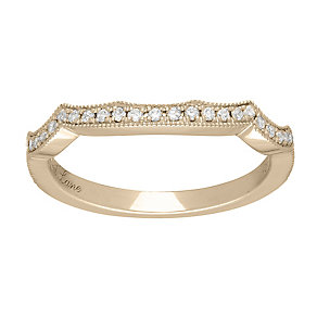 Neil Lane 14ct gold 0.18ct diamond shaped ring - Product number 4001958