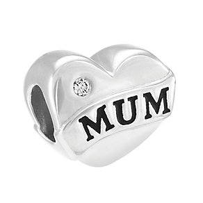 Chamilia You Are Loved Sterling Silver Charm - Product number 4002334
