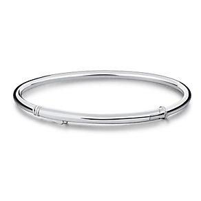 Chamilia High Polished Sterling Silver Bar Bracelet Large - Product number 4002466