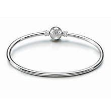 Chamilia Disney Silver Swarovski Brilliance Bangle Medium - Product number 4004310