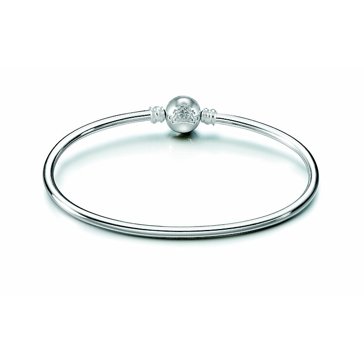 Chamilia Disney Silver Swarovski Brilliance Bangle Large - Product number 4004329
