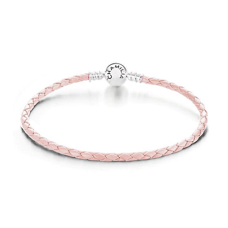 Chamilia Blush Leather Bracelet Large - Product number 4006119