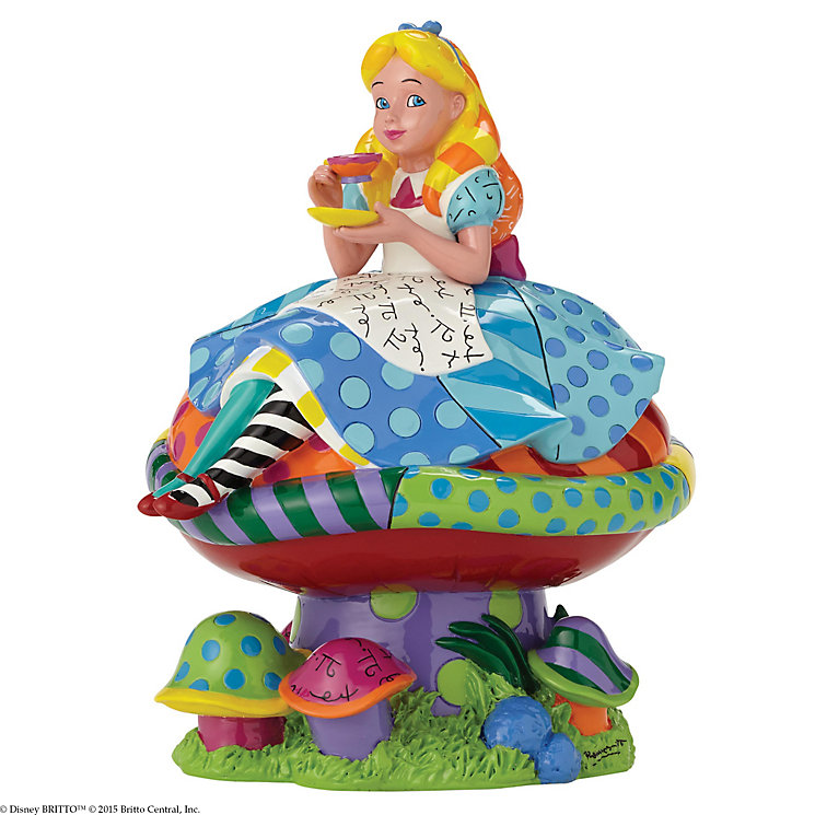 Disney britto alice in wonderland figurine h samuel - Code de reduction alice garden ...