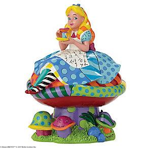 Disney Britto Alice In Wonderland Figurine - Product number 4006860
