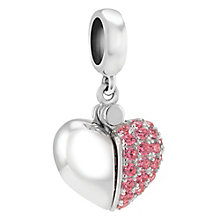 Chamilia Secret Message Sterling Silver & Swarovski Charm - Product number 4034953