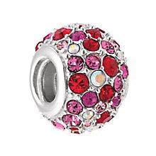 Chamilia Kaleidoscope Sterling Silver & Swarovski Bead - Product number 4035267