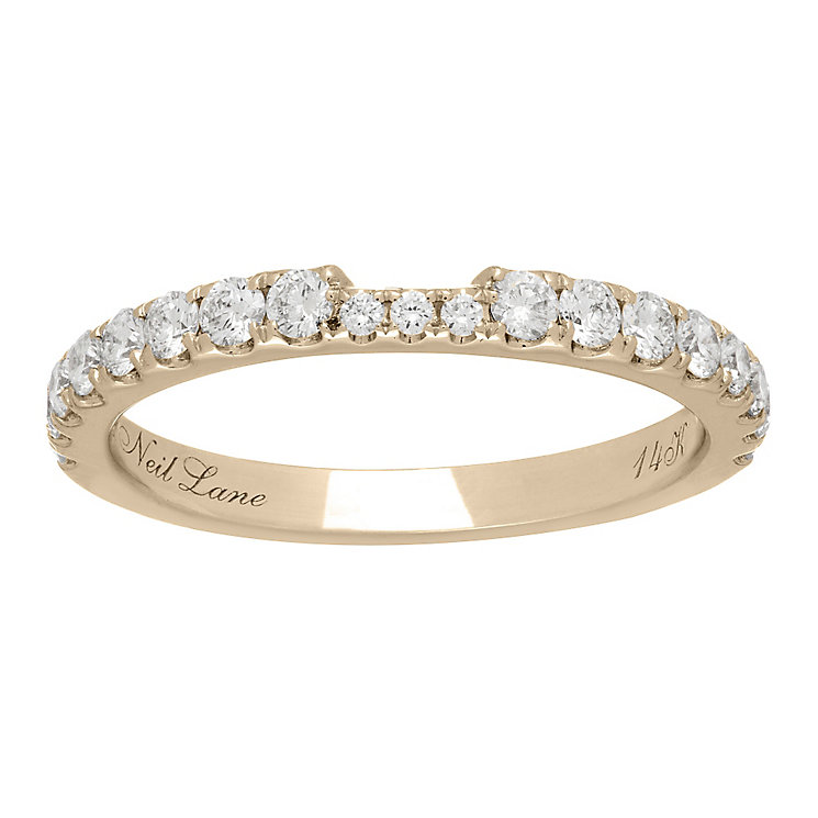 Neil Lane 14ct gold 0.50ct diamond ring - Product number 4044584