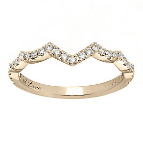 Neil Lane 14ct gold 0.24ct diamond shaped ring - Product number 4046307