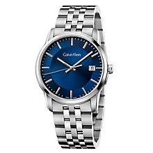Calvin Klein Infinite Men's Blue Bracelet Watch - Product number 4082982