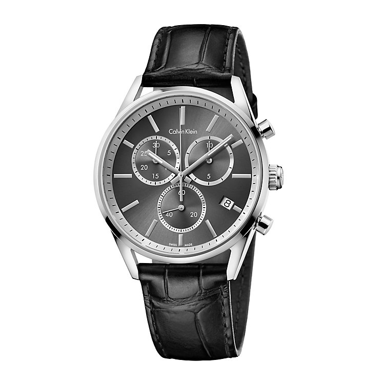 Calvin Klein Formality Men's Stainless Steel Strap Watch - Product number 4082990