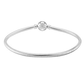 Chamilia Disney Princess Snake Chain Bracelet Medium - Product number 4083156