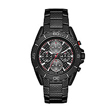 Michael Kors Jetmaster Men's Ion Plated Bracelet Watch - Product number 4084802