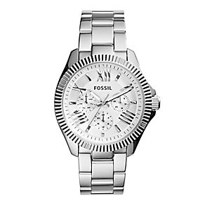 Fossil Cecile Ladies' Stainless Steel Bracelet Watch - Product number 4085701