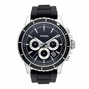 Fossil Men's Stainless Steel Strap Watch - Product number 4085892