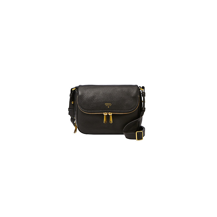 Fossil Aiden Men's Black Bag - Product number 4088727