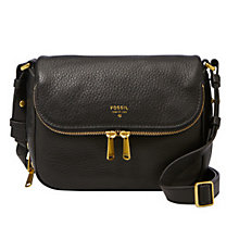 Fossil Aiden Ladies' Black Bag - Product number 4088727