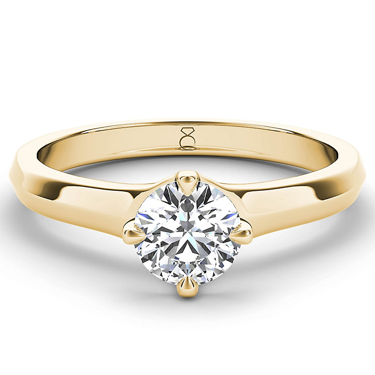 The Diamond Story 18ct gold 3/4ct diamond solitaire - Product number 4091906