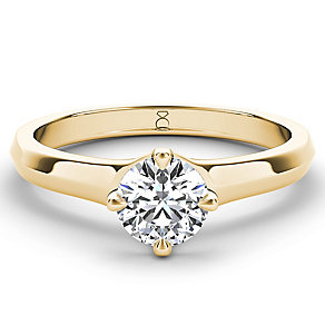 The Diamond Story 18ct gold 1.25ct diamond solitaire - Product number 4092414