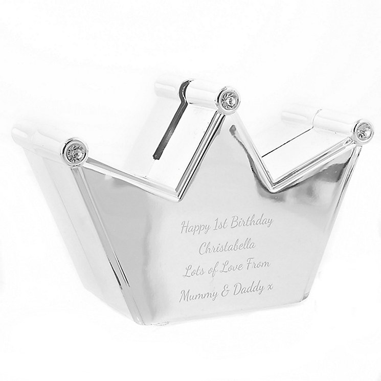 Crown Money Box - Product number 4094913