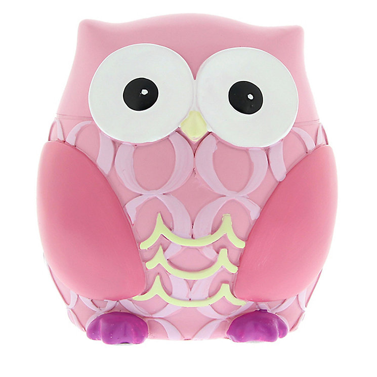 Owl Money Box - Product number 4094980