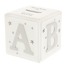 Twinkle Twinkle ABC Money Box - Product number 4095006