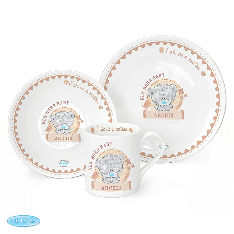 Tiny Tatty Teddy Breakfast Set - Product number 4095456