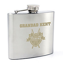 Fishing Hip Flask - Product number 4098552