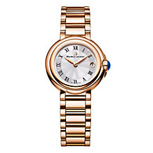 Maurice Lacroix Fiaba Rose Gold Plated Bracelet Watch - Product number 4108906