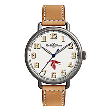 Bell and Ross WW1 Men's Stainless Steel Strap Watch - Product number 4109651