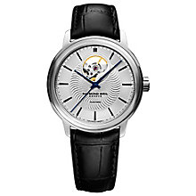 Raymond Weil Maestro Men's Stainless Steel Strap Watch - Product number 4109945