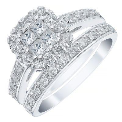 Diamond Bridal Sets Ernest Jones