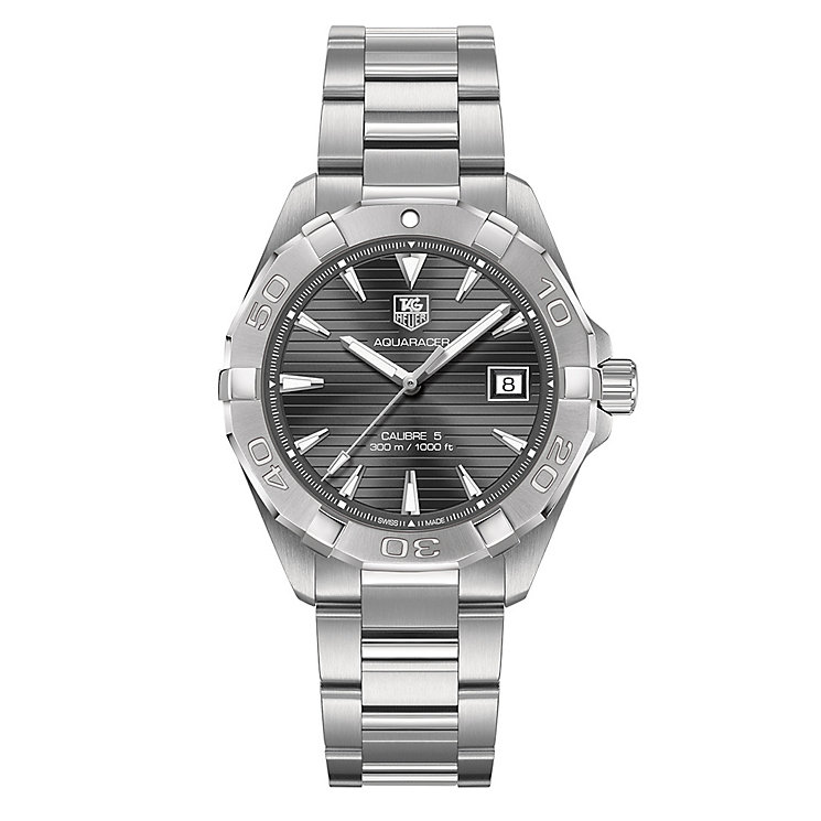 TAG Heuer Aqua racer Stainless Steel Bracelet Watch - Product number 4117026