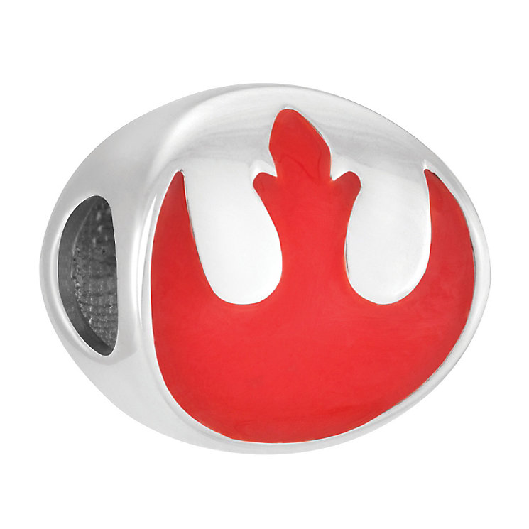 Chamilia Star Wars Rebel Logo Sliding Charm Bead - Product number 4122267
