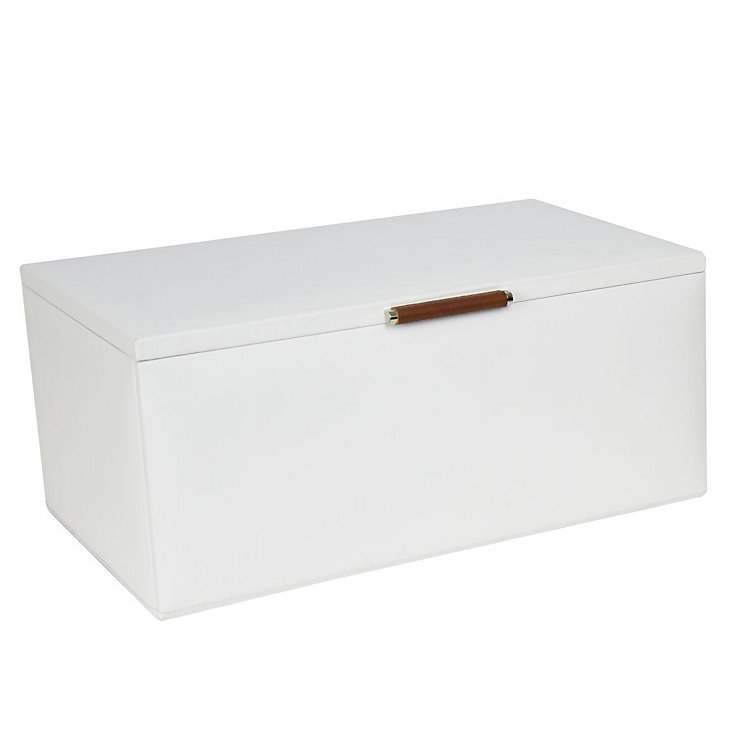Large Cream Jewel Box - Product number 4122739
