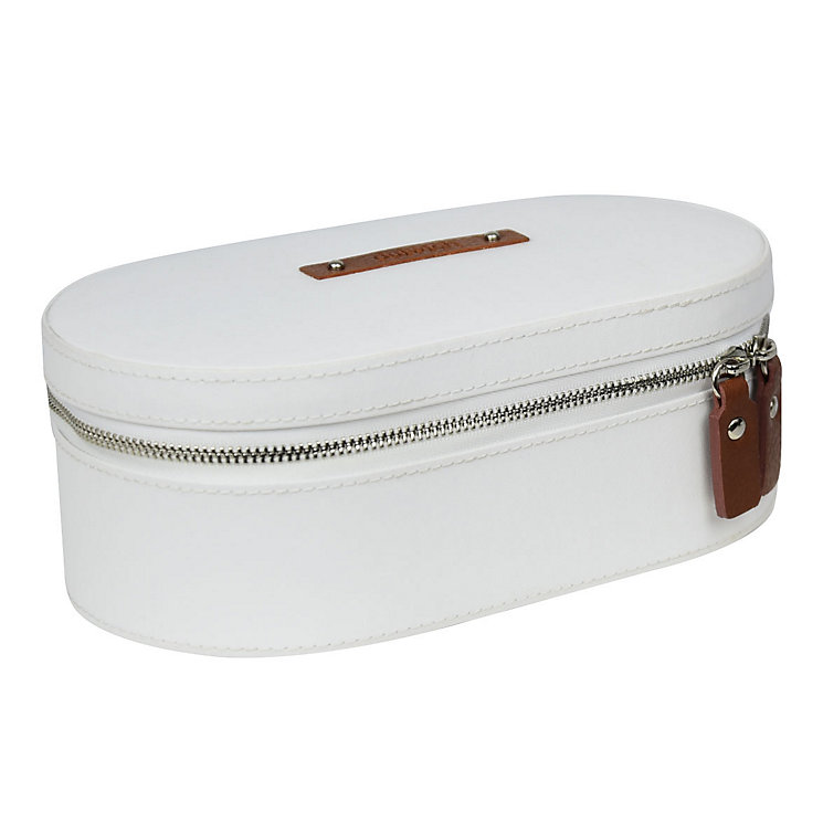 Cream/Tan Travel Box - Product number 4122747
