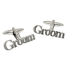 Groom Cufflinks - Product number 4127838
