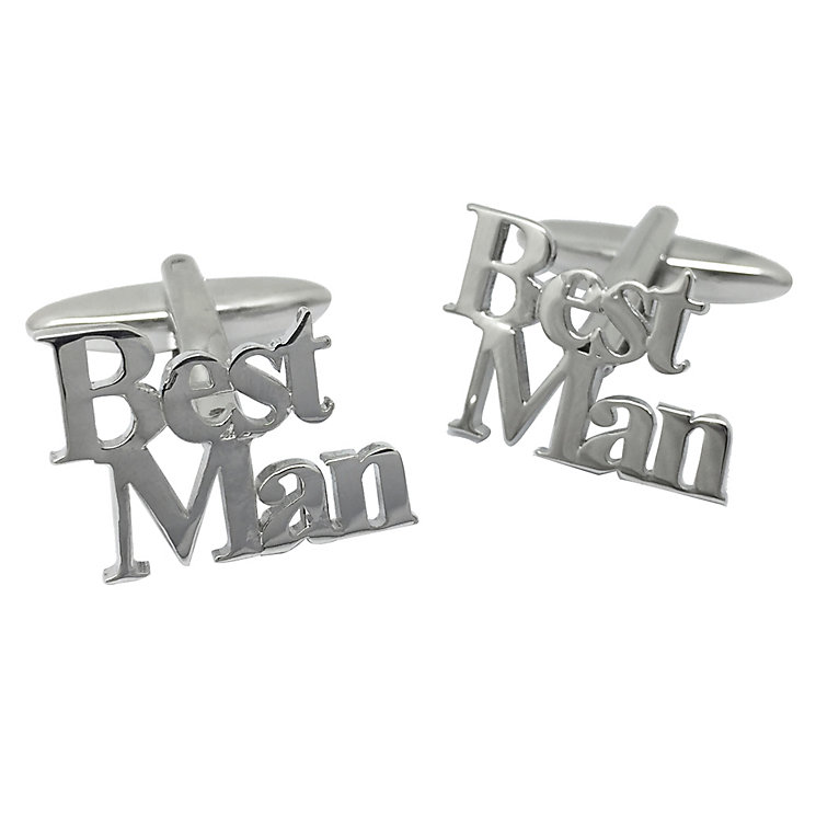 Best Man Cufflinks - Product number 4127854