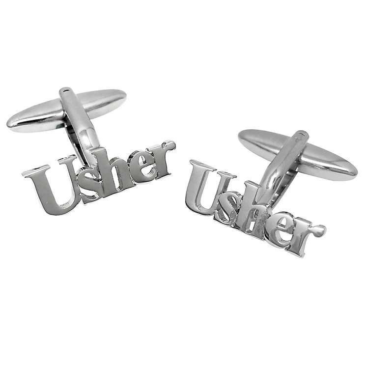 Usher Cufflinks - Product number 4127897